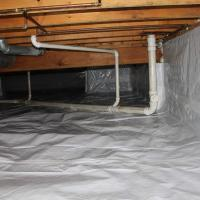 Crawl Space Stabilization | Area Waterproofing & Concrete | Wisconsin